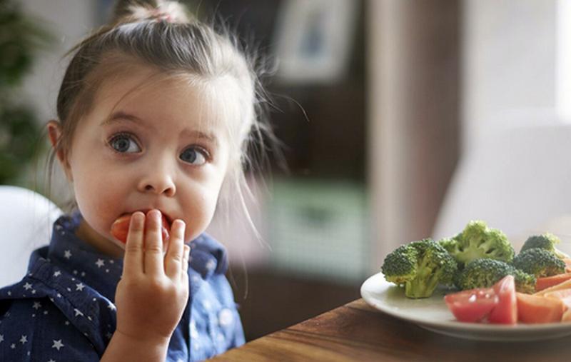 Как веганская диета влияет на метаболизм у детей