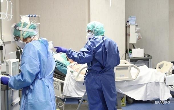 Стало известно, сколько сейчас в Киеве лечат COVID пациентов