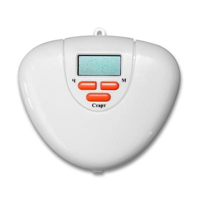 Органайзер пластиковый Enjee XLN-206 D для таблеток, электронный, на 3 приёма