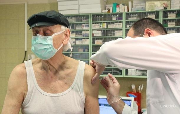 В Венгрии приостановлена вакцинация препаратом AstraZeneca