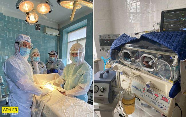 В Ивано-Франковске врачи спасли младенца с коронавирусом: малышу всего полтора месяца