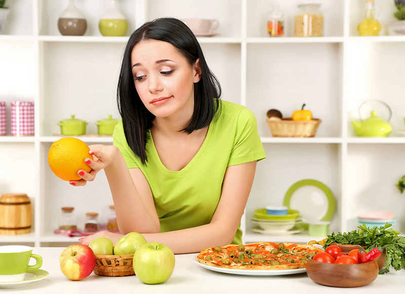 Какие диетические продукты только мешают похудению