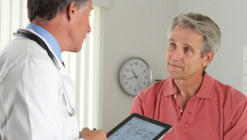 О каких симптомах рака должны знать все мужчины
