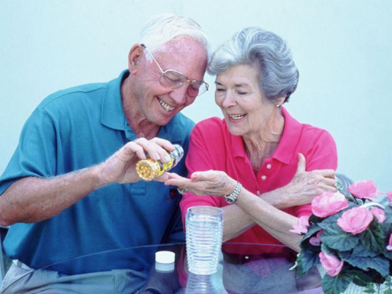 Какие витамины стоит принимать после 60-ти