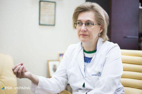 Голубовская объяснила, почему одна вакцинация не поможет преодолеть коронавирус