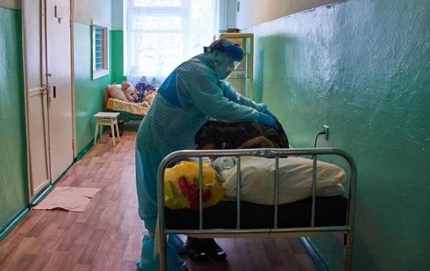 В Украине на треть выросла смертность от COVID-19 (ВИДЕО)