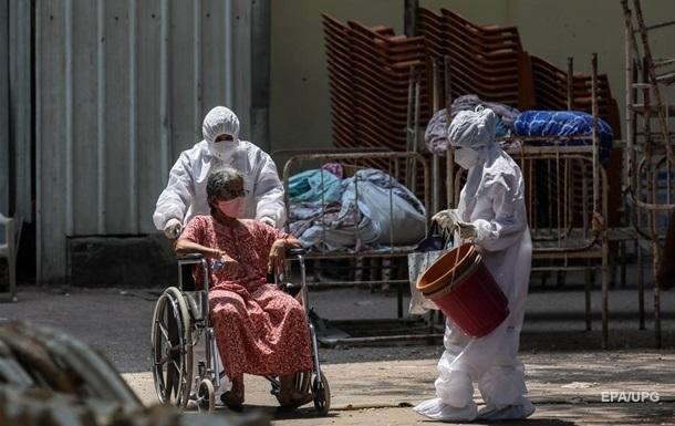 ВОЗ назвала причину вспышки коронавируса в Индии