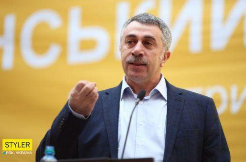 Маска не поможет: Комаровский рассказал о новом способе заражения COVID-19
