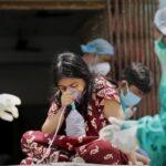 Индия девятый день обновляет мировой антирекорд по приросту COVID