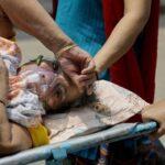 В Индии новый антирекорд смертности от COVID