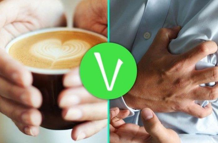 """Какие болезни """"бояться"""" кофе"""