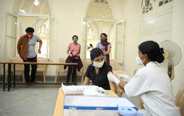 В Индии выявлен COVID-штамм, опасный для вакцинированных