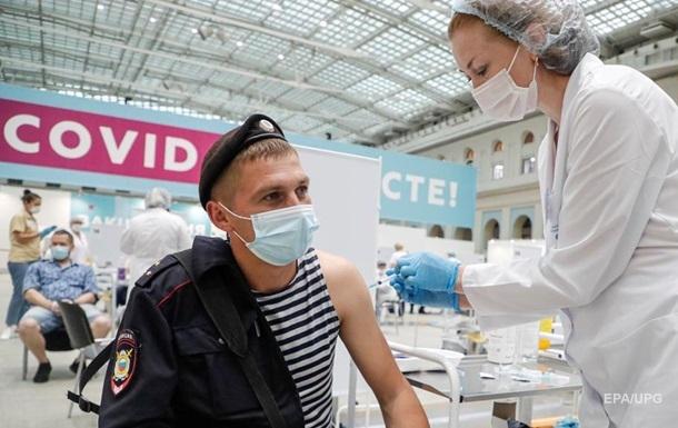 В Москве запустили повторную вакцинацию от коронавируса