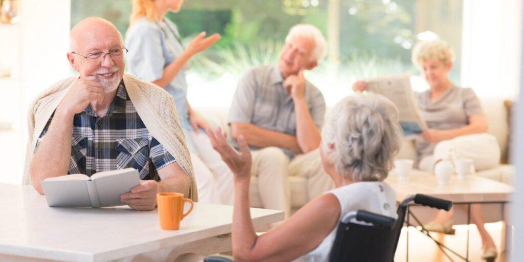 Дом престарелых в Киеве: решение для пожилого родственника