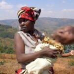 В Руанде женщина родила ребенка с головой в форме груши (ФОТО)