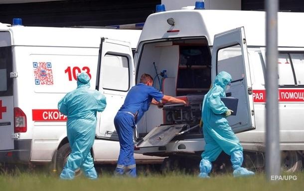 В России девять человек задохнулись в COVID-больнице