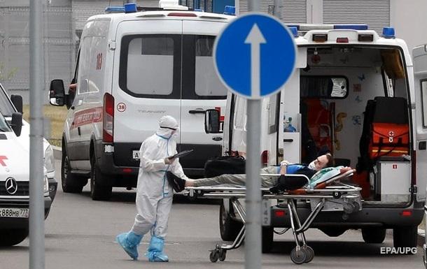 В России обновлен рекорд по COVID-смертности