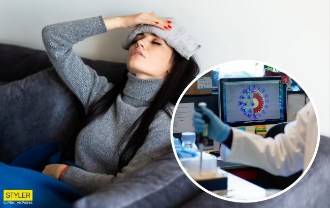 Врач назвала симптом коронавируса, который говорит о легком течении болезни